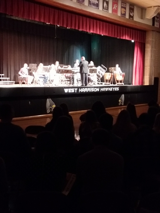 Middle School Concert Band