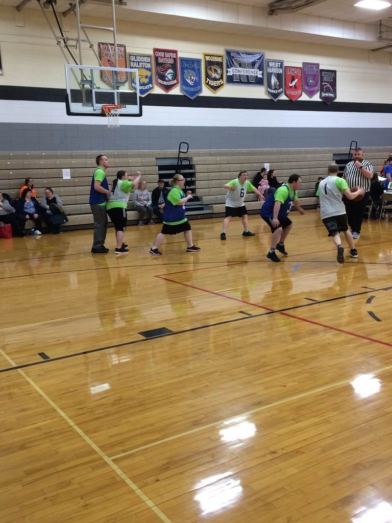 Special Olympics 2020 at West Harrison